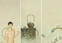 Sun Jun from Zhejiang, is acclaimed to be one of China's leading photographers. His works incorporate modern techniques with traditional elements.