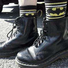 Docks 'n Socks - the Dr. Martens 1460 Boot