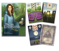 The Pagan Lenormand Oracle: Amazon.de: Gina M. Pace, Franco Rivoli: Fremdsprachige Bücher