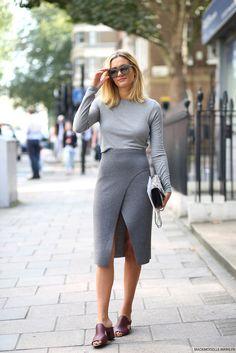 Adenorah at London fashion week
