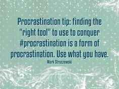 Read my most popular articles on #procrastination at http://markstruczewski.com/procrastination/
