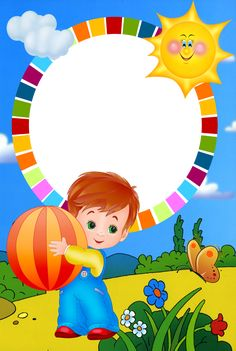 рамка для фото детская png - Google Търсене