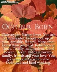 Image result for month of october