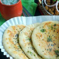 Tawa Kulcha, How to make Tawa Kulcha