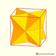 Stellated Octahedron or Star-Tetrahedron is cubic, Its  points are same as cubes. 8 flat faces of cube are replaced by diagonal lines that are edges of  star-tetrahedron. These cross mid-points of faces of a cube.  Is this as much a cube as the full-faced cube? Could this be inside many cubes?  Crystals such as common salt have atoms in the centres as well as at the corners of the faces of the cube (face centred cubic). Do such crystals have star-tetrahedrons, octahedrons or both inside…