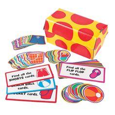 57 Pc. Sorting Treasure Box - OrientalTrading.com