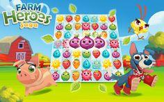 Farm Heroes Saga- screenshot