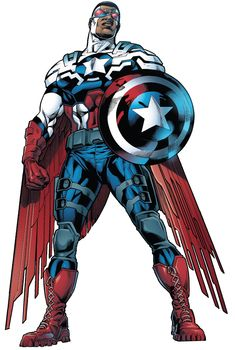 Captain America (Sam Wilson)