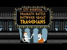 The battle of the Greek tragedies - Melanie Sirof