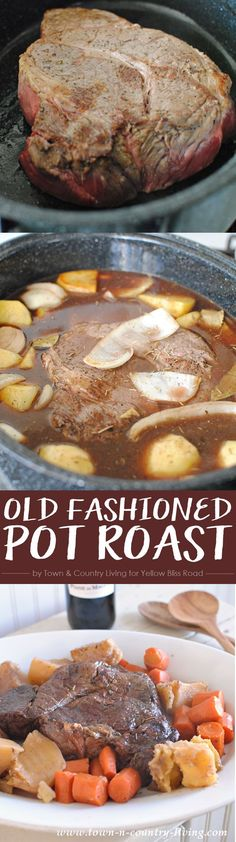 Old Fashioned Pot Ro