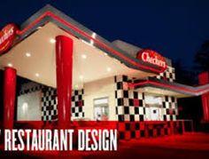 checkers restaurant redesign