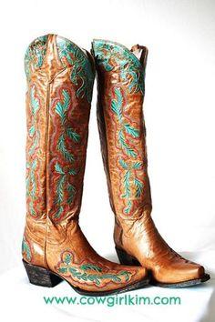 "LANE TALL ""AMBER"" BOOTShttp://www.cowgirlkim.com/store/boots-sandals/lane-boots/lane-tall-amber-red-boots.html"