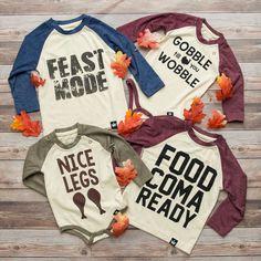 Thanksgiving Shirts & Bodysuits - Fall Shirts - Ideas of Fall Shirts - Thanksgiving Shirts & Bodysuits Vinyl Shirts, Boys Shirts, Fall Shirts, Personalized T Shirts, Monogram Shirts, Diy Shirt, Graphic Shirts, Holiday Fun, Holiday Wear