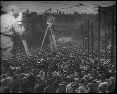 Man With a Movie Camera (Vertov, 1929) The greatest documentary; also a film about itself.