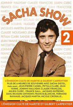 Sacha Show 2 (l émission culte de Maritie et Gilbert Carpentier) en DVD - NEUF