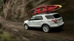 Ford Explorer, Van, Vehicles, Rolling Stock, Vans, Vehicle
