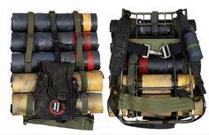 Rebel Alliance, Mandalorian, Rogues, Backpacks, Projects, Backpack, Backpacker, Backpacking