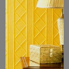 Paint-1130 | Embossed paintable Martin Cane wallpaper