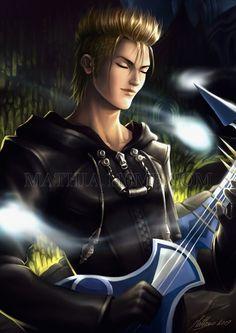 Kingdom Hearts Demyx   demyx1 - ~ KINGDOM HEARTS ~ - fallenraziel - Photos - Club Ados.fr