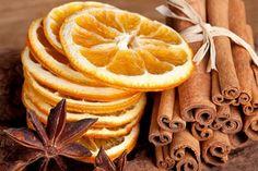 апельсин-корица