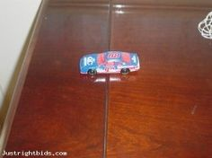 NASCAR 1:64 Scale Diecast Car - Dale Jarrett (Auction ID: 186105, End Time : Apr. 06, 2013 17:19:01) - Free Online Auctions Site Justrightbids