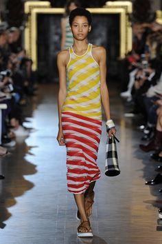 Stripe On Stripe: Stella McCartney SS16