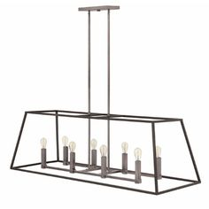 Features:  -Style: Contemporary.  -Bulb type: T10 Medium base 60W bulb.  -Light can be mounted at a max of 16 degrees.  Product Type: -Kitchen island pendant.  Style (Old): -Modern.  Shade Color: -Cle