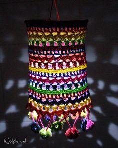 Crochet Lamp, Love Crochet, Diy Crochet, Crochet Toys, Loom Knitting, Knitting Patterns, Crochet Patterns, Crochet Gratis, Diy For Kids