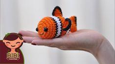 Amigurumi | Nemo en Crochet, Tsum Tsum | Bibi Crochet 2017