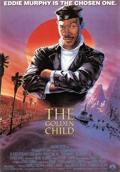 The Golden Child (1986) Directed by Michael Ritchie. One of my favorite movies from the 80s
