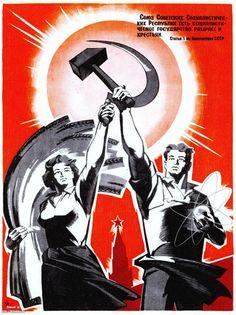 Communist russia
