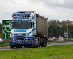 Scania R480 164L