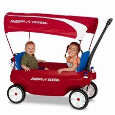 Radio Flyer Ultimate Family WagonTM:Amazon:Toys  Games