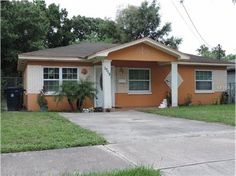 NEW FOR SALE: 1715 W Saint John St, Tampa, FL, 33607 $89,900 - If you like what I look like on the outside wait until you see the inside with the ornate archways giving lots of charm and character. 3 bedrooms, 1 bath with ceramic tile flooring thru-out. Don't miss noticing the beautiful tile backsplash in the kitchen, update bathroom too. Ceiling in back bedroom has split in the dry wall at the seam due to flat roof leaking and is currently being repaired. — My Florida Regional MLS #…