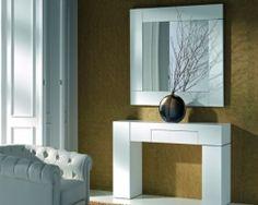 recibidores modernos muebles lara