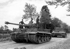 History of the Tiger Tank - http://www.warhistoryonline.com/war-articles/history-tiger-tank.html