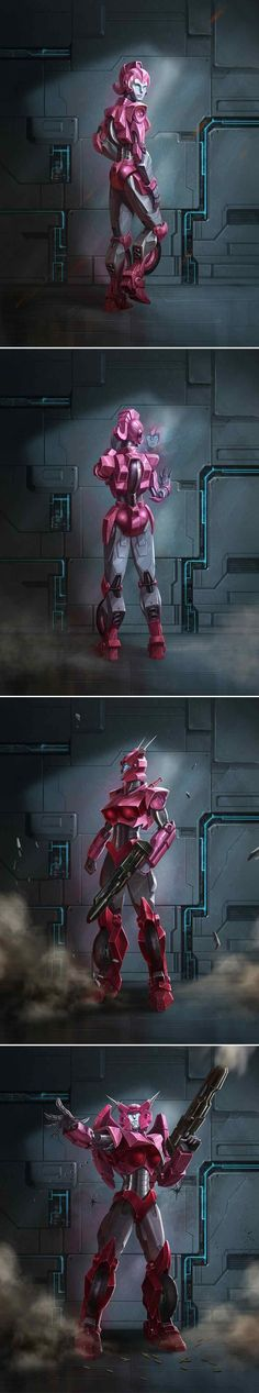 TRANSFORMERS LEGENDS ELITA ONE by manbu1977.deviantart.com on @deviantART