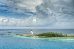Harbour Lighthouse - Nassau, Bahamas