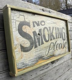 Our house will be a smoke free zone inside and out.. Our little ones will grow up in a smoke free environment :)