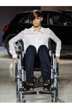 Pantalones para personas con movilidad reducida #slowfashion ¡GRANDE! www.modaenpositivo.com