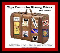 Tips from the Disney Divas & Devos: Avoiding Walt Disney World Time Pitfalls