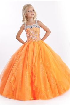 Party Time Perfect Angels 1507 $399 Flower Girl Dresses