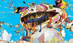 'Takashi Murakami: The Octopus Eats Its Own Leg' Explores the History of His Work  http://feedproxy.google.com/~r/highsnobiety/rss/~3/zr7CHHUmnPo/