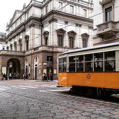 #Tram #Milano