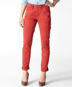 I need colorful pants.