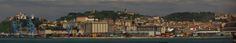 Ancona, Marche, Italy - View from the sea - by Gianni Del Bufalo CC BY-NC-SA stitch