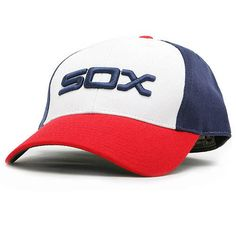Chicago White Sox 1983 Home Cap - I love just popping on a baseball cap and running out
