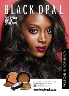Black Opal Foschini Advert 2014 Black Opal, Wedding Inspiration, Graphic Design, Makeup, Beauty, Make Up, Beauty Makeup, Beauty Illustration, Bronzer Makeup