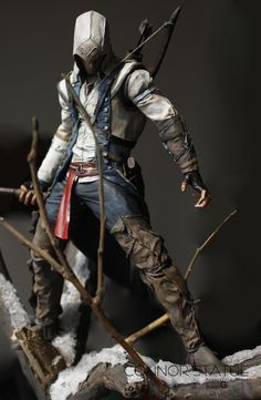 assassin's creed statue painted one, chao guo on ArtStation at http://www.artstation.com/artwork/assassin-s-creed-statue-painted-one-ee69b0c1-6f6e-4b03-8738-39a25663239a