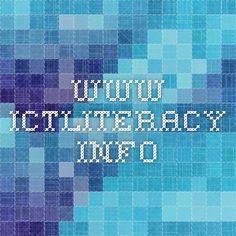 www.ictliteracy.info